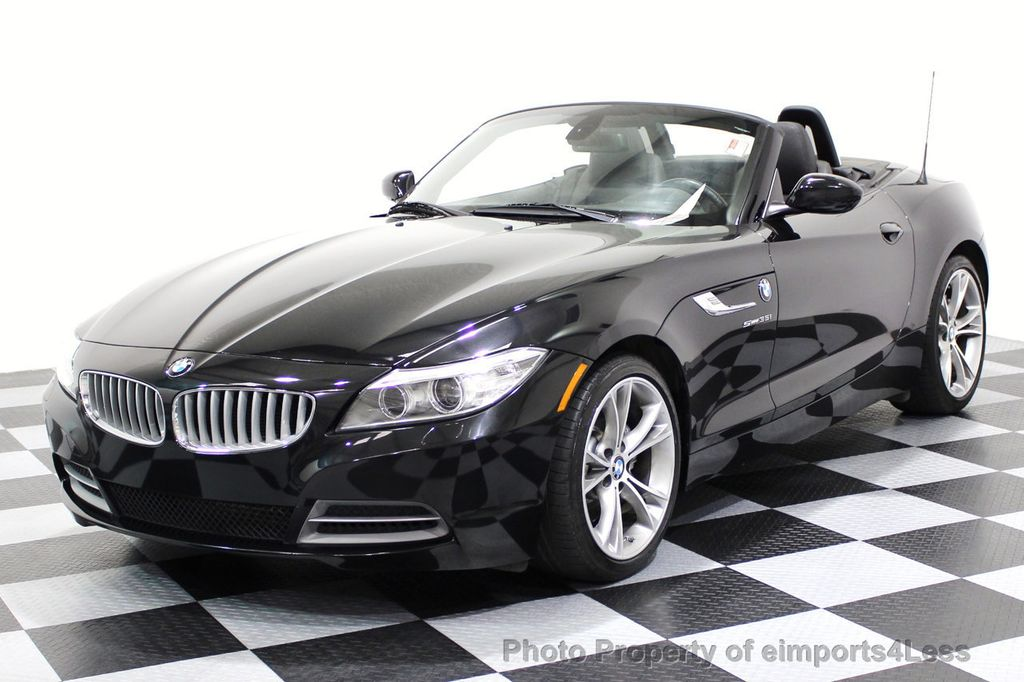 2014 BMW Z4 CERTIFIED Z4 sDRIVE35i ROADSTER NAVIGATION - 16774903 - 28