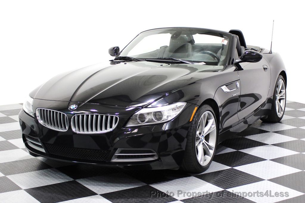 2014 BMW Z4 CERTIFIED Z4 sDRIVE35i ROADSTER NAVIGATION - 16774903 - 38