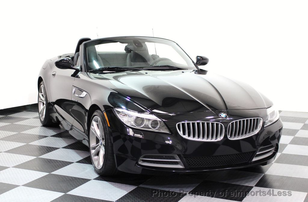 2014 BMW Z4 CERTIFIED Z4 sDRIVE35i ROADSTER NAVIGATION - 16774903 - 39