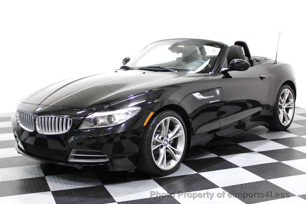 2014 BMW Z4 CERTIFIED Z4 sDRIVE35i ROADSTER NAVIGATION - 16774903 - 43
