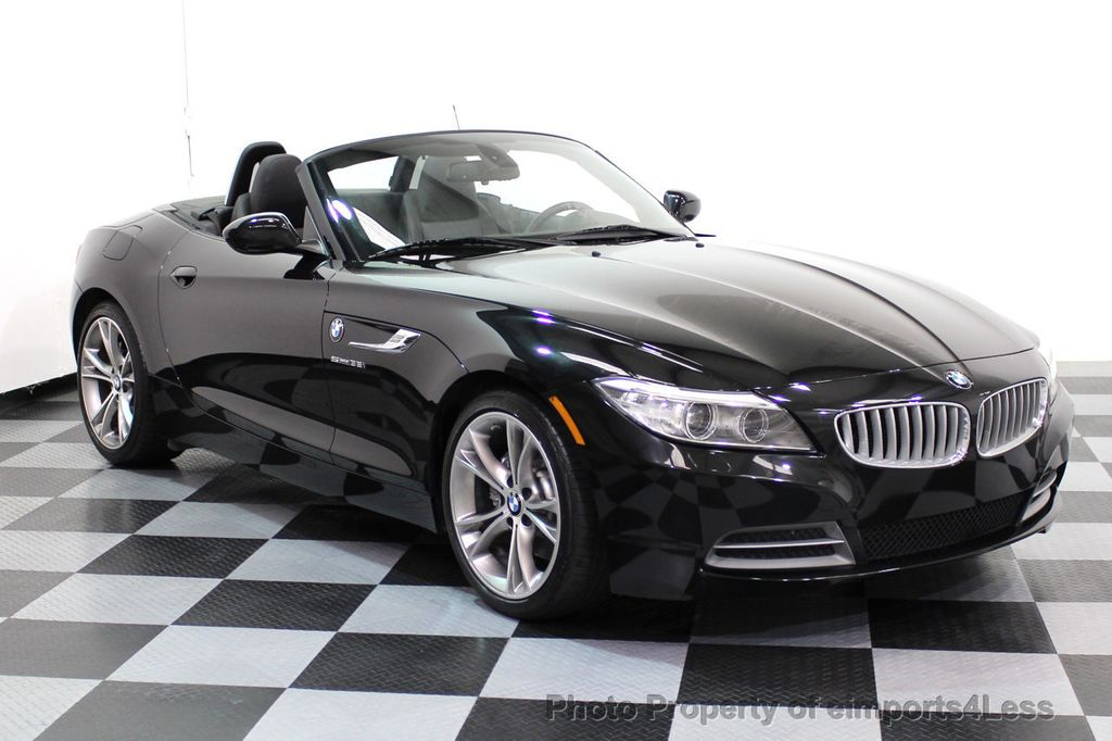 2014 BMW Z4 CERTIFIED Z4 sDRIVE35i ROADSTER NAVIGATION - 16774903 - 46
