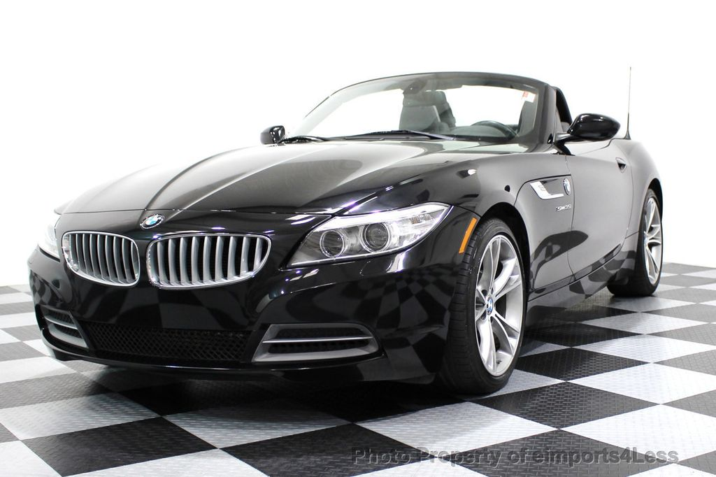 2014 BMW Z4 CERTIFIED Z4 sDRIVE35i ROADSTER NAVIGATION - 16774903 - 7