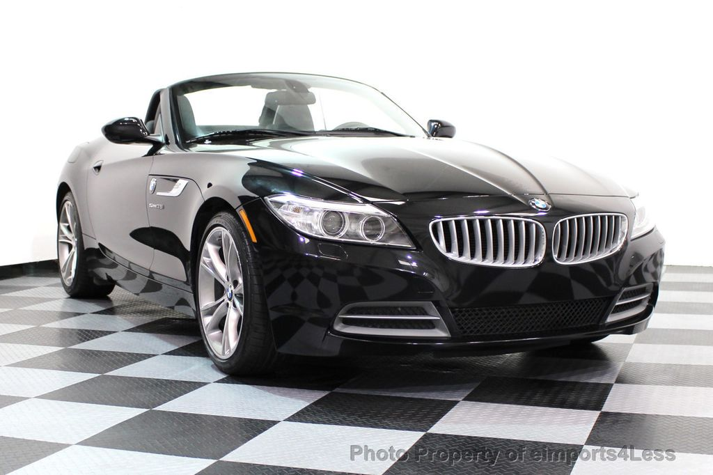 2014 BMW Z4 CERTIFIED Z4 sDRIVE35i ROADSTER NAVIGATION - 16774903 - 8