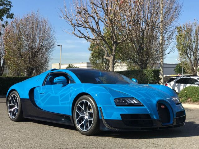 2014 Used Bugatti Grand Sport Vitesse at CNC Motors Inc. Serving ...
