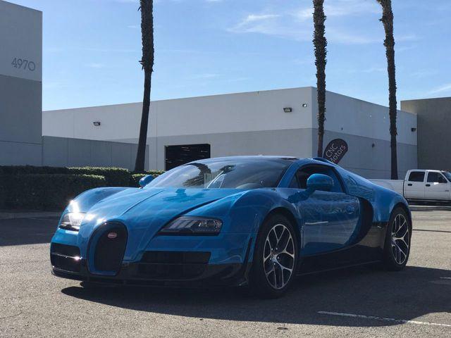 2014 Bugatti Grand Sport Vitesse  - Click to see full-size photo viewer