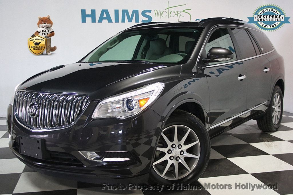 2014 Buick Enclave AWD 4dr Leather - 16852790 - 0