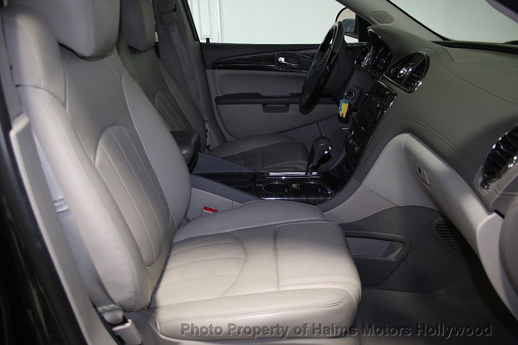 2014 Buick Enclave AWD 4dr Leather - 16852790 - 14