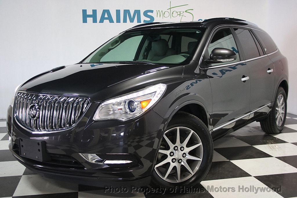 2014 Buick Enclave AWD 4dr Leather - 16852790 - 1