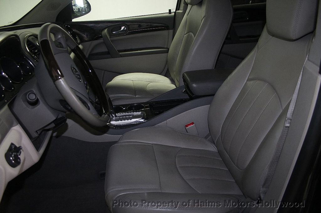 2014 Buick Enclave AWD 4dr Leather - 16852790 - 19