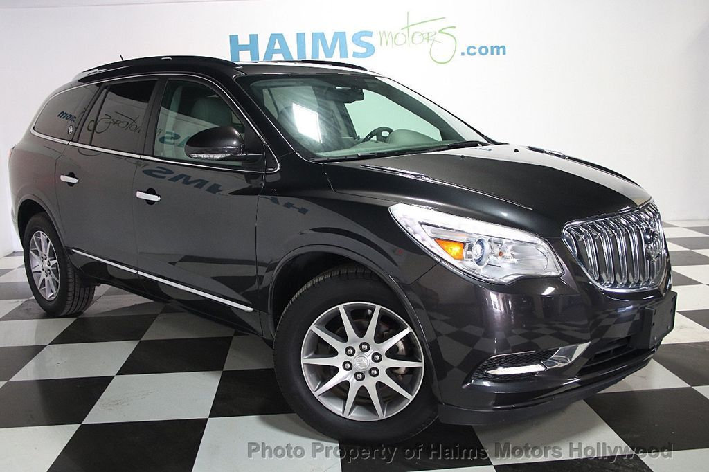 2014 Buick Enclave AWD 4dr Leather - 16852790 - 3