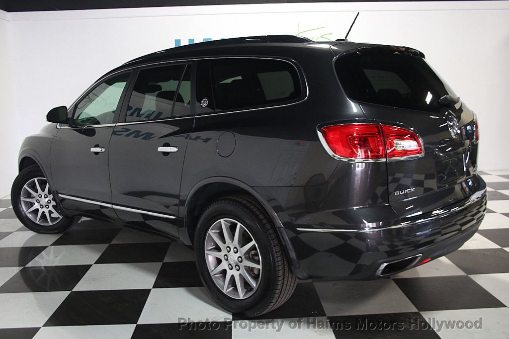 2014 Buick Enclave AWD 4dr Leather - 16852790 - 4