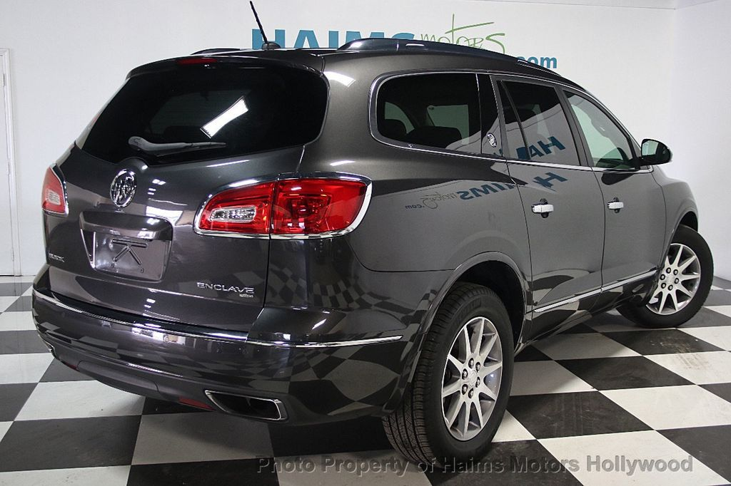 2014 Buick Enclave AWD 4dr Leather - 16852790 - 6