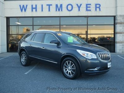 2014 Buick Enclave AWD 4dr Leather SUV