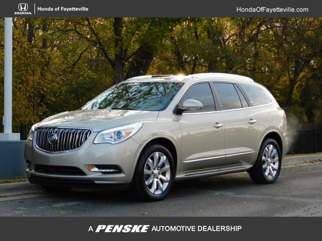 2014 Buick Enclave AWD 4dr Leather - 18290684 - 0