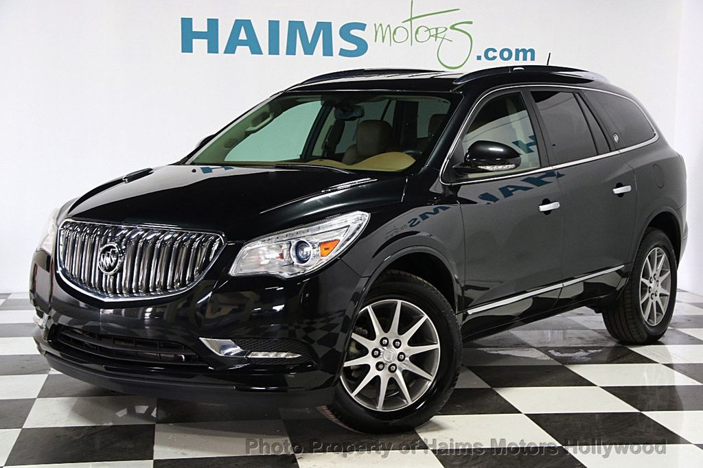 2014 used buick enclave fwd 4dr leather at haims motors serving fort lauderdale hollywood. Black Bedroom Furniture Sets. Home Design Ideas
