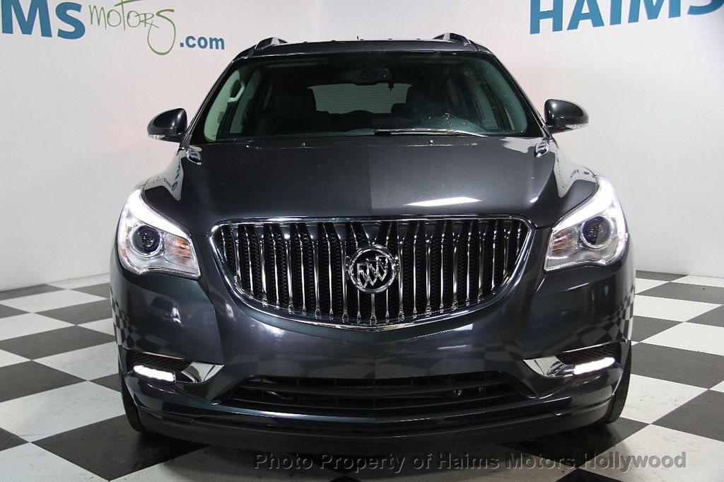 2014 Buick Enclave FWD 4dr Leather - 16967532 - 2