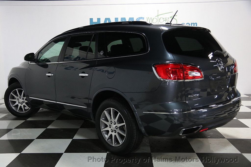 2014 Buick Enclave FWD 4dr Leather - 16967532 - 4