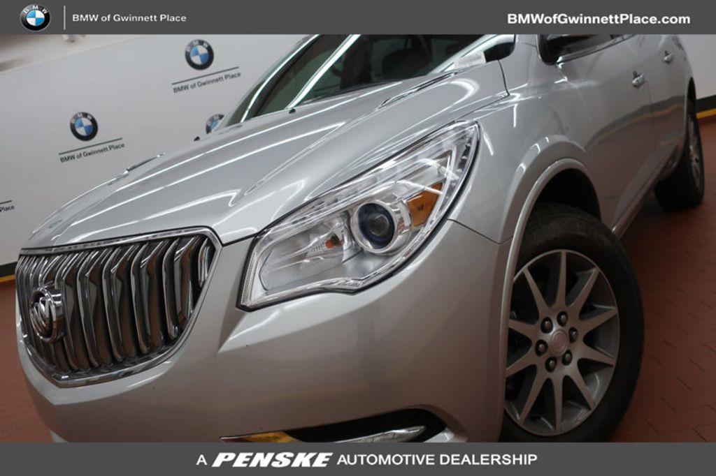 Used Buick Enclave FWD Dr Leather At United BMW Serving - Buick enclave dealerships