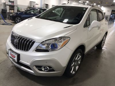 2014 Buick Encore AWD 4dr Premium SUV - Click to see full-size photo viewer