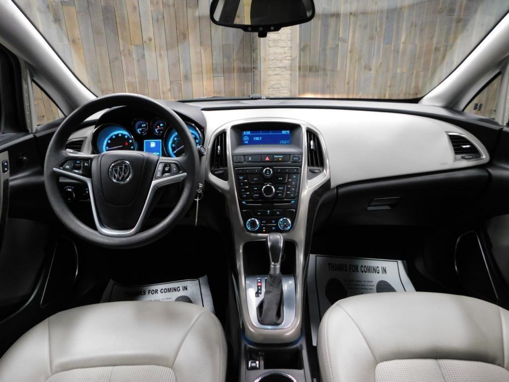 2014 Used Buick Verano Great Fuel Mileage Super Clean At Fine Rear View Camera 17780353 23