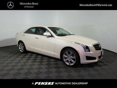 2014 Cadillac ATS 4dr Sedan 2.0L Luxury AWD - Click to see full-size photo viewer