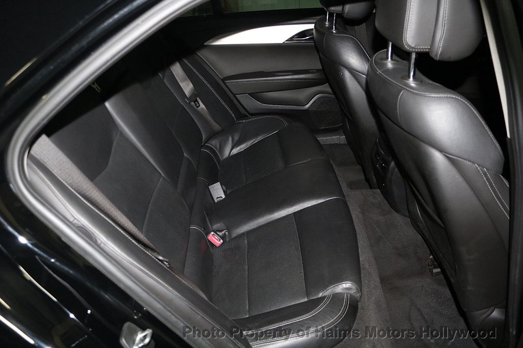 2014 Cadillac ATS 4dr Sedan 2.5L Luxury RWD - 17862634 - 14