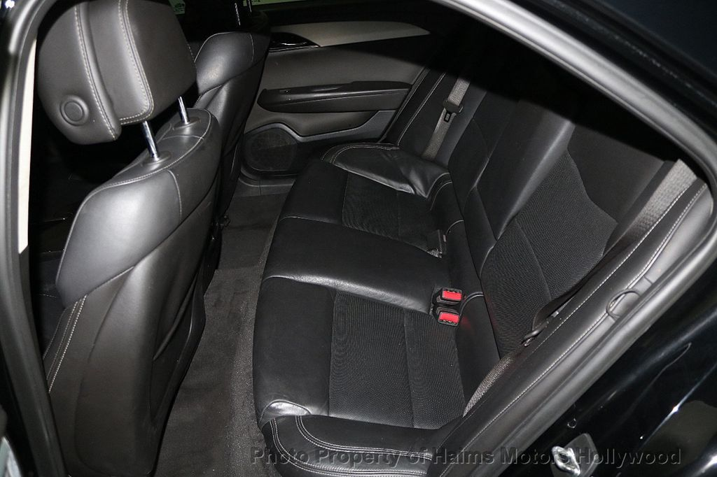 2014 Cadillac ATS 4dr Sedan 2.5L Luxury RWD - 17862634 - 15