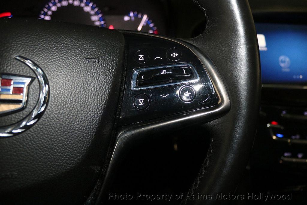 2014 Cadillac ATS 4dr Sedan 2.5L Luxury RWD - 17862634 - 24