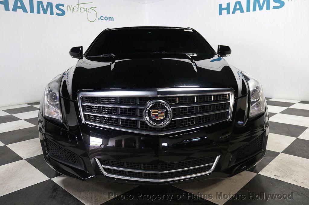 2014 Cadillac ATS 4dr Sedan 2.5L Luxury RWD - 17862634 - 2