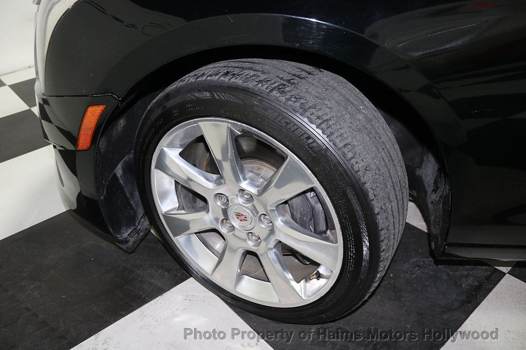 2014 Cadillac ATS 4dr Sedan 2.5L Luxury RWD - 17862634 - 29