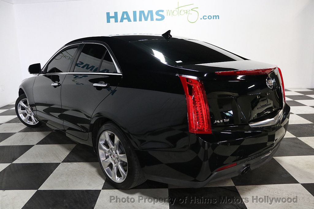 2014 Cadillac ATS 4dr Sedan 2.5L Luxury RWD - 17862634 - 4