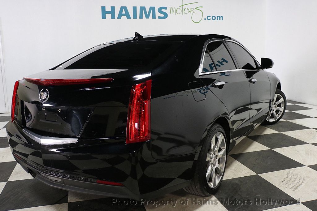 2014 Cadillac ATS 4dr Sedan 2.5L Luxury RWD - 17862634 - 6
