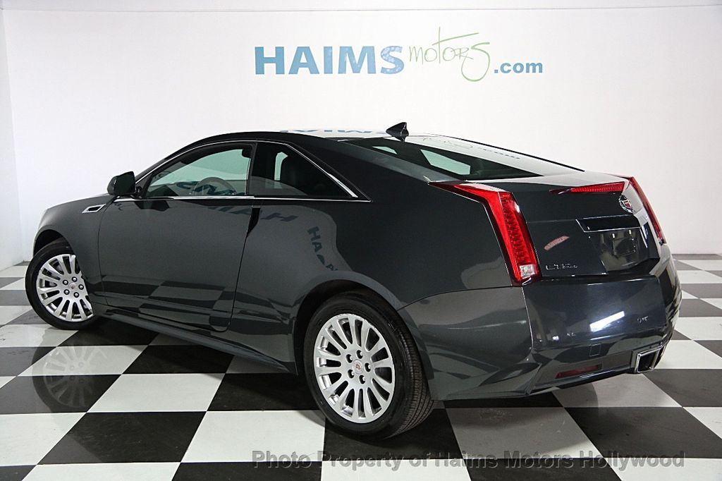 2014 Used Cadillac CTS Coupe 2dr Coupe AWD at Haims Motors Serving