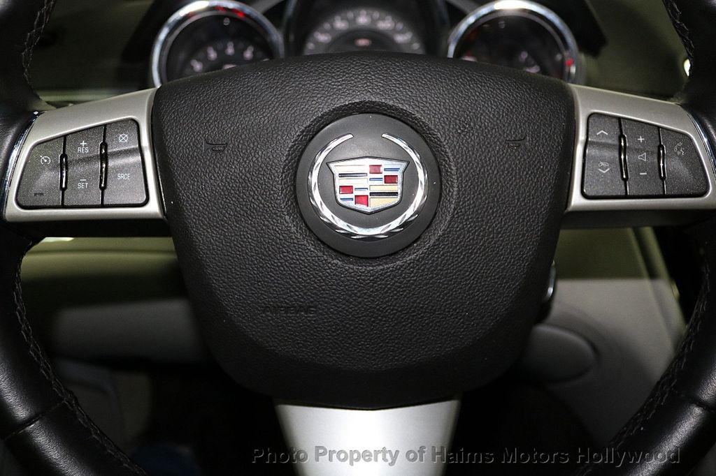 2014 Cadillac CTS Coupe 2dr Coupe Performance RWD - 17858515 - 24