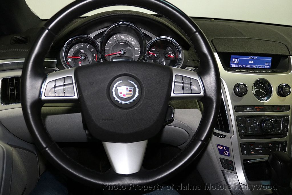 2014 Cadillac CTS Coupe 2dr Coupe Performance RWD - 17858515 - 25