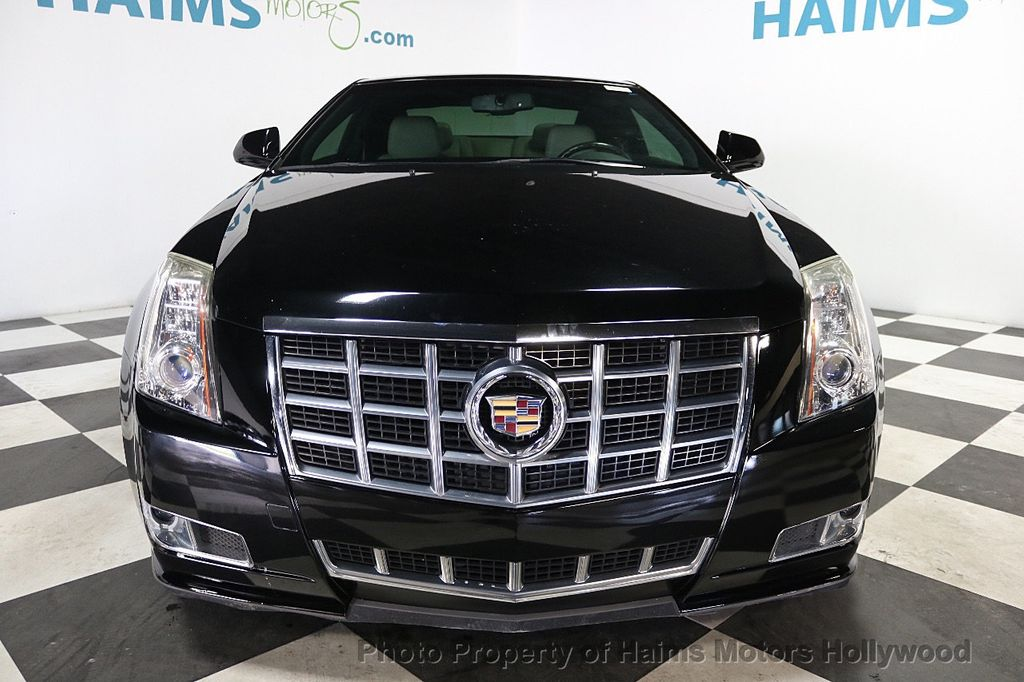 2014 Cadillac CTS Coupe 2dr Coupe Performance RWD - 17858515 - 2