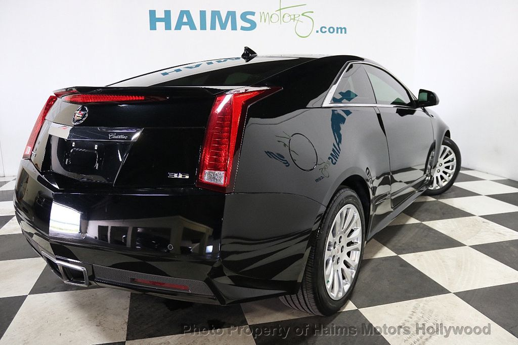 2014 Cadillac CTS Coupe 2dr Coupe Performance RWD - 17858515 - 6