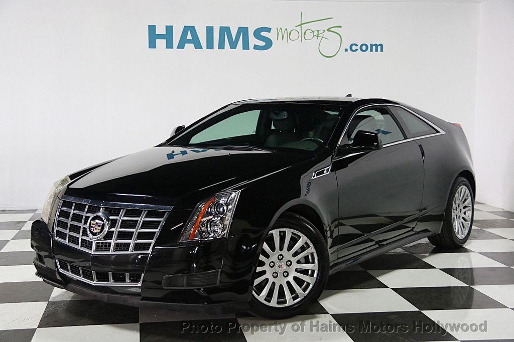 Used Cadillac Cts Coupe >> 2014 Used Cadillac Cts Coupe 2dr Coupe Rwd At Haims Motors