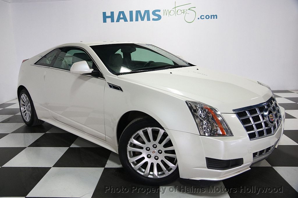 2014 Used Cadillac CTS Coupe 2dr Coupe RWD at Haims Motors Serving