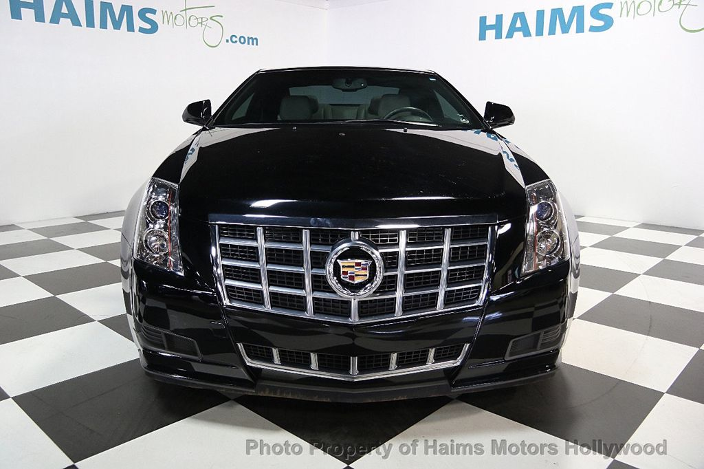 2014 Cadillac CTS Coupe 2dr Coupe RWD - 16384391 - 1