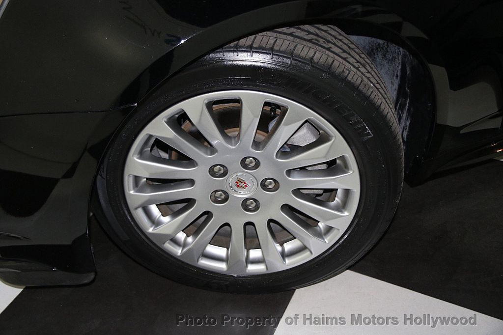 2014 Cadillac CTS Coupe 2dr Coupe RWD - 16384391 - 24