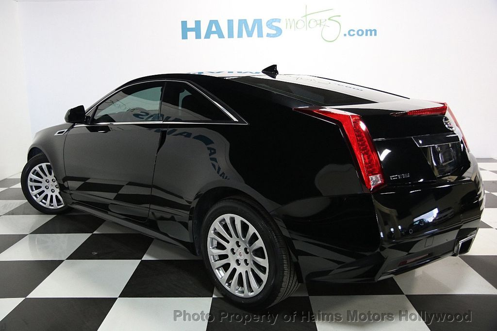 2014 Used Cadillac Cts Coupe 2dr Coupe Rwd At Haims Motors