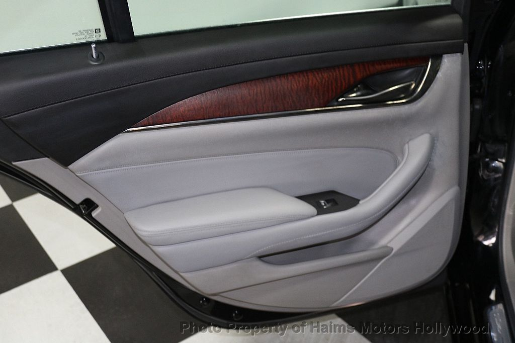 2014 Cadillac CTS Sedan 4dr Sedan 2.0L Turbo RWD - 17823722 - 11
