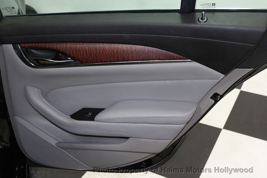 2014 Cadillac CTS Sedan 4dr Sedan 2.0L Turbo RWD - 17823722 - 12