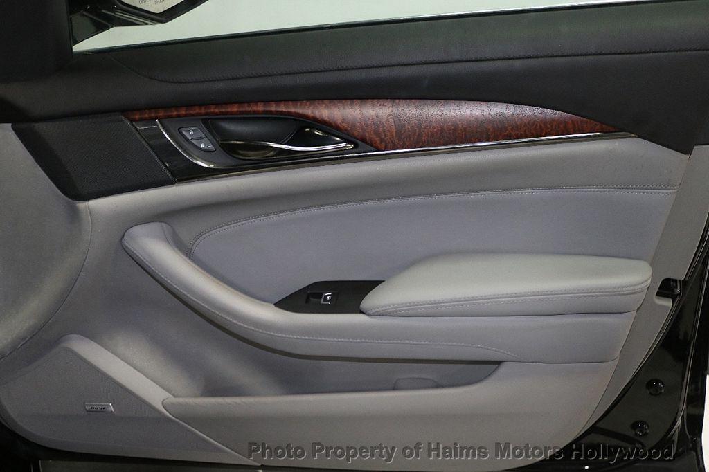 2014 Cadillac CTS Sedan 4dr Sedan 2.0L Turbo RWD - 17823722 - 13