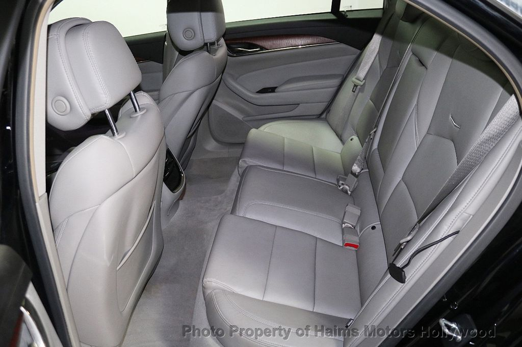 2014 Cadillac CTS Sedan 4dr Sedan 2.0L Turbo RWD - 17823722 - 16