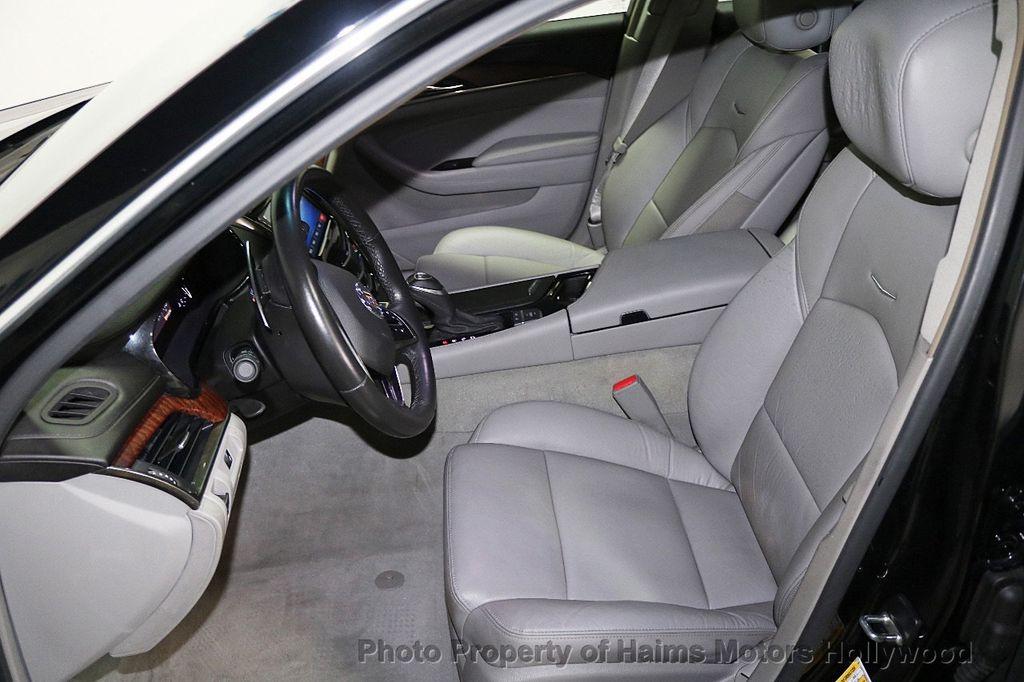 2014 Cadillac CTS Sedan 4dr Sedan 2.0L Turbo RWD - 17823722 - 17