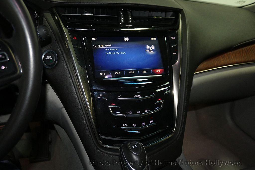 2014 Cadillac CTS Sedan 4dr Sedan 2.0L Turbo RWD - 17823722 - 19