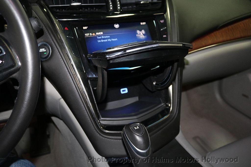 2014 Cadillac CTS Sedan 4dr Sedan 2.0L Turbo RWD - 17823722 - 20