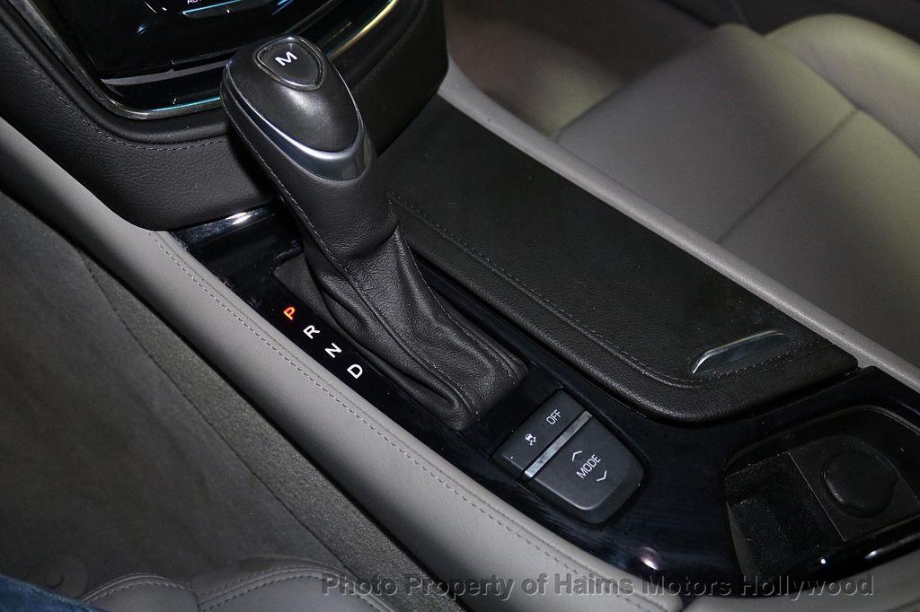 2014 Cadillac CTS Sedan 4dr Sedan 2.0L Turbo RWD - 17823722 - 22